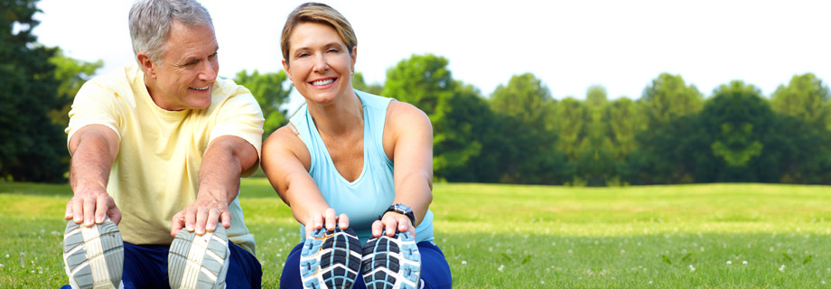 We'll develop an exercise plan comfortable for you and your needs.